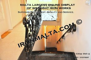 wall handrails iron stairs malta works wrought iron and metal works  ironmalta.com a3.JPG