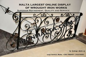 wall handrails iron stairs malta works wrought iron and metal works  ironmalta.com b2.JPG