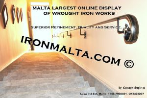 wall handrails iron stairs malta works wrought iron and metal works  ironmalta.com a2.JPG
