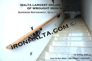 wall handrails iron stairs malta works wrought iron and metal works  ironmalta.com b5.JPG