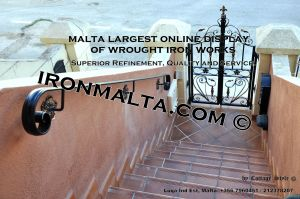 wall handrails iron stairs malta works wrought iron and metal works  ironmalta.com a5 (2).JPG