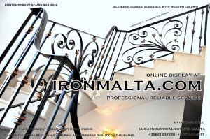 1ab2a stairs railings malta modern contemporary staircases wrought iron art metal steel works design-c63.jpg