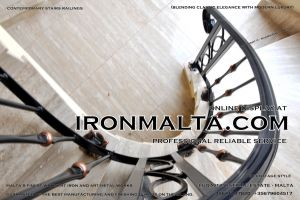 1ae1 stairs railings malta modern contemporary staircases wrought iron art metal steel works design.JPG