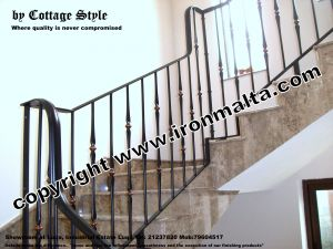 2aa3 stairs iron malta -c88.com high quality works.JPG
