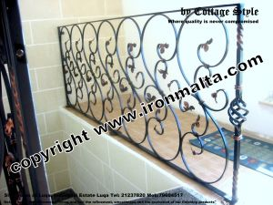 8db1 stairs iron malta -c8.com high quality works.JPG