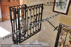 9ae13 stairs iron malta -c84.com high quality works.JPG