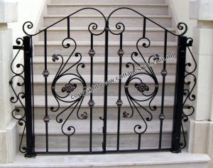 11A Gates and Railings @ Cottage Style Samples .JPG