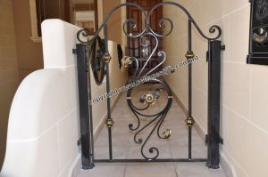 1A Gates and Railings @ Cottage Style Samples .JPG