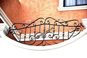 31A Gates and Railings @ Cottage Style Samples .JPG