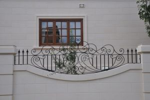 39A Gates and Railings @ Cottage Style Samples .JPG