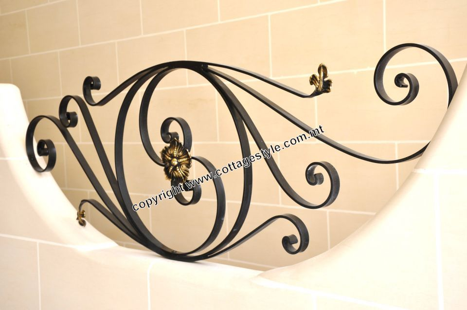 3A Gates and Railings @ Cottage Style Samples .JPG