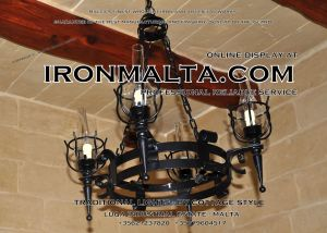 Castle knights  Iron Lights @ Cottage Style.com.mt 30a.JPG