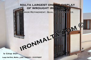 security door solid ironmalta works wrought iron and metal works aa1.JPG