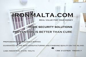home house security  iron works doors windows modern classic protation alarm cameras gates pregnant windows malta metal steel works A 1.JPG