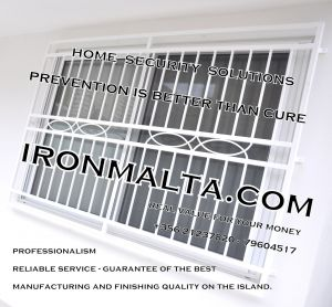 security solutions in malta iron doors and windows