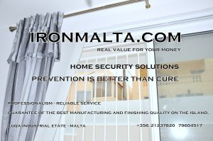 home house security  iron works doors windows modern classic protation alarm cameras gates pregnant windows malta metal steel works A 6b.JPG