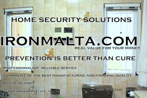 home house security  iron works doors windows modern classic protation alarm cameras gates pregnant windows malta metal steel works B 4.JPG