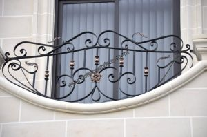 30A Gates and Railings @ Cottage Style Samples .JPG
