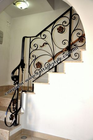 67A Stairs Railings @ Cottage Style.com.mt Samples.JPG