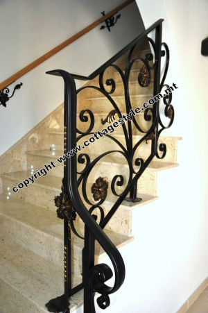 69A Stairs Railings @ Cottage Style.com.mt Samples.JPG