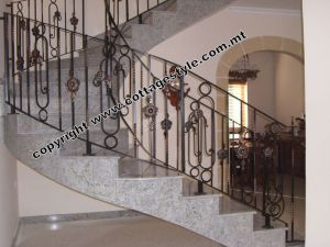 29A Stairs Railings @ Cottage Style.com.mt Samples.JPG