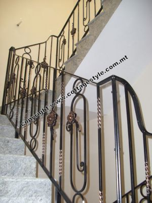 31A Stairs Railings @ Cottage Style.com.mt Samples.JPG