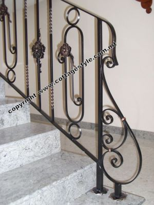 35A Stairs Railings @ Cottage Style.com.mt Samples.JPG